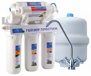 Гейзер Престиж М: 8 800 руб, купить в Донецке, описание, отзывы